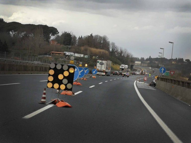 Infragest - Manutenzione stradale - Servizio segnaletica